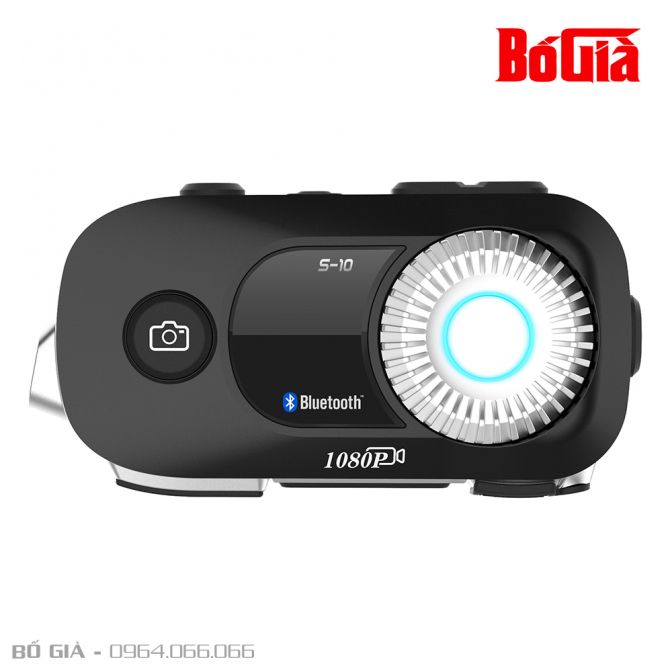 Tai Nghe Bluetooth Camera Intercom SCS S-10